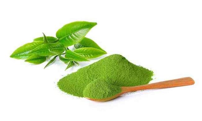 Hình ảnh xà bông trà xanh yến mạch 1