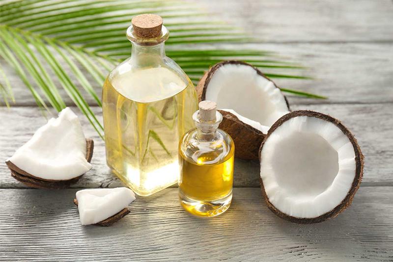 Lợi ích  ấn tượng của dầu dừa
