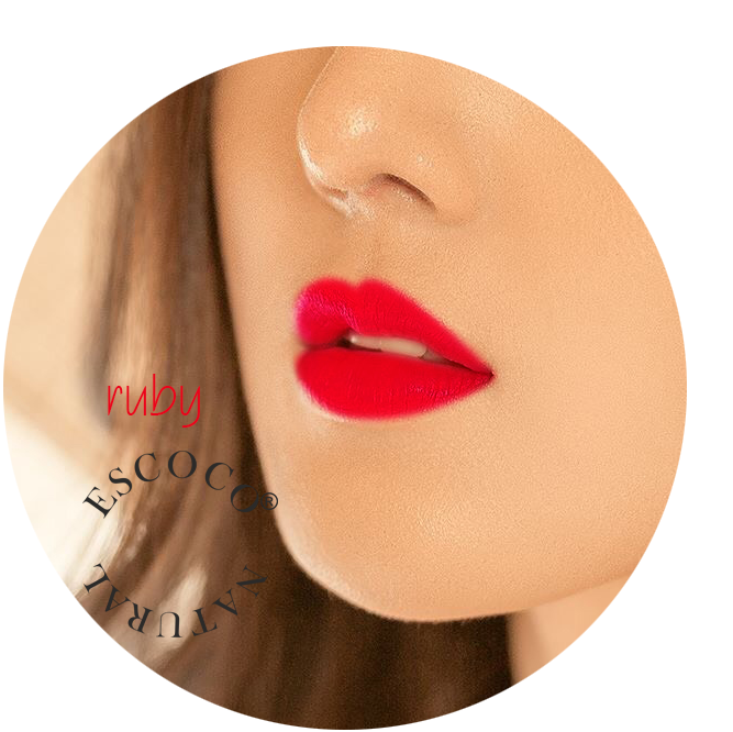 Son Coco+ Luxury Matte lipstick màu ruby